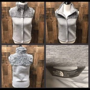 The North Face Grey Vest Women's XS